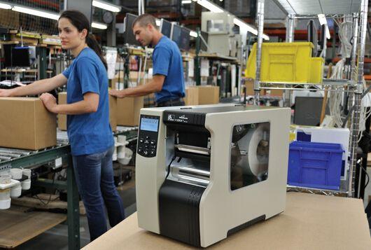 不干胶打印机能打印什么样的标签纸?